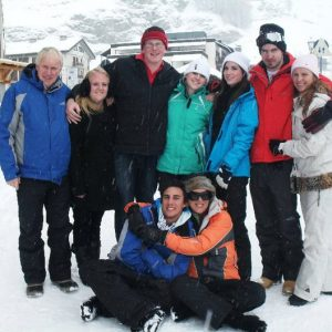 group in cervinia